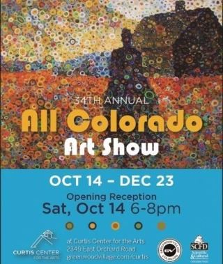 All Colorado Art Show page