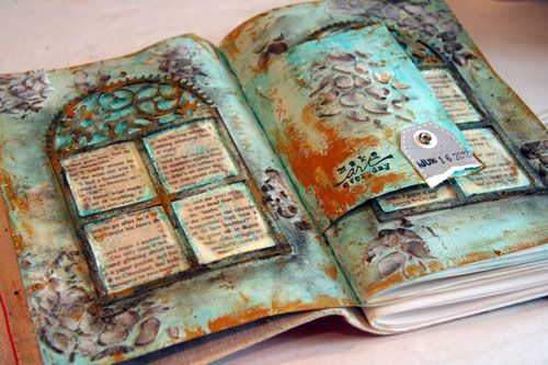 Altered Books for Teens 2021